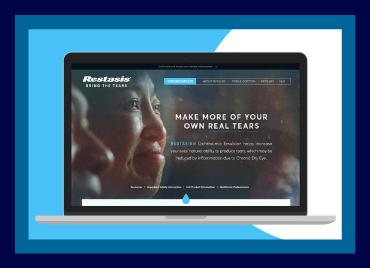 Restasis Homepage